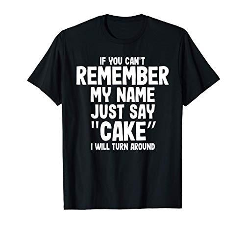 Dessert Lover & Cake Lover Gifts for Pastry Chefs Baking T-Shirt