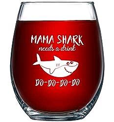 Mama Shark Needs a Drink Do Do Do Do Do