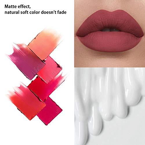 URMAGIC Lip Gloss Bas,Matte Lip Gloss Primer, Lip Gloss Primer Oil Material Lip Modification Primer, Non-stick Lip Gloss Primer For Lip Gloss Primer Lip Gloss 40ml For DIY Handmade Lipstick