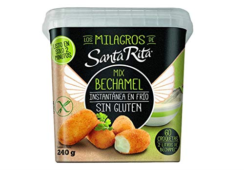 Santa Rita Mix Bechamel Sin Gluten Instan En Frio, 1