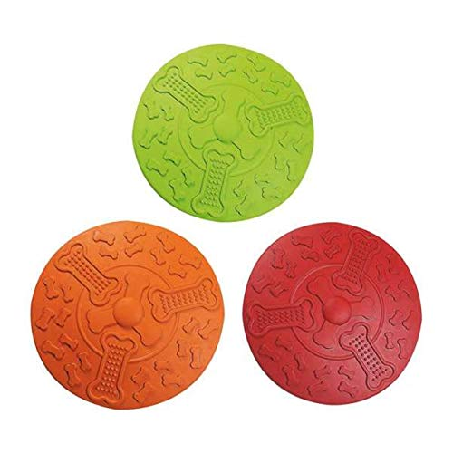 Pet Italy Accessories–Frisbee Goma Dia. 18cm 🔥