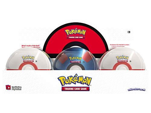 Pokemon - Lata Poke Ball (Bandai...