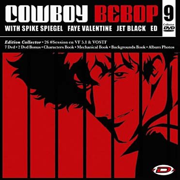 Cowboy Bebop - Collector - Slim Box (9 DVDs)