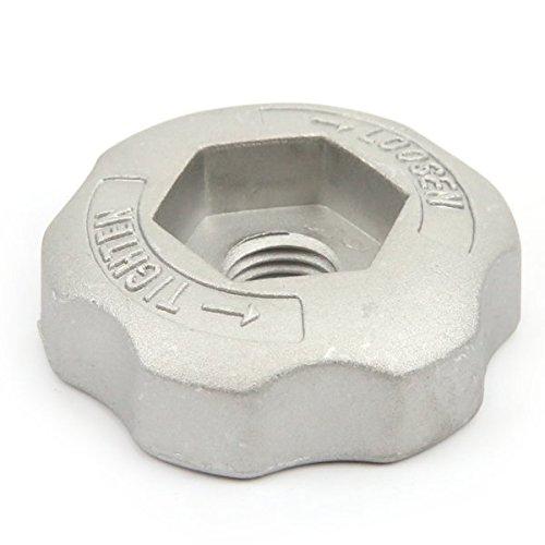 Ecrou serrage pour tête débroussailleuse 2 fils nylon - Pièce neuve