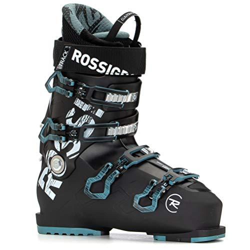 Rossignol Track 130 Skischuhe, Erwachsene, Unisex, Schwarz/Blau, 24.0