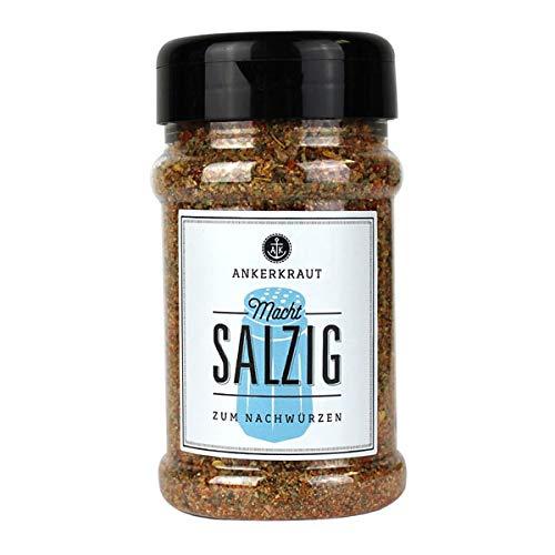 Ankerkraut Macht salzig, Salzmischung, 170 gramm