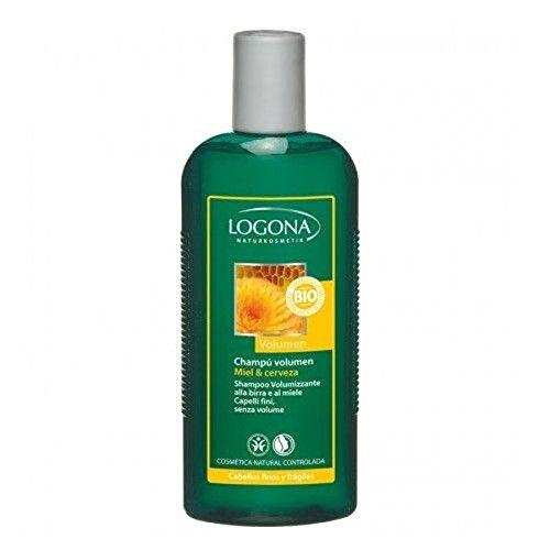 Logona - Shampoo Volume Miele Birra, 250 ml