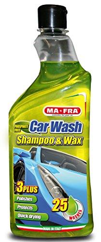 SHAMPÚ DE LAVADO DE COCHE Y CERA – Producto de lavado de coches