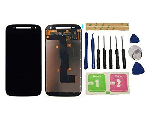Flügel for Motorola Moto E2 XT1505 XT1524 XT1527 XT1511 Display LCD Ersatzdisplay Schwarz Touchscreen Digitizer Bildschirm Glas Assembly (ohne Rahmen) Ersatzteile & Werkzeuge & Kleber