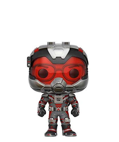Funko Pop! Marvel – Ant-Man and The Wasp – Hank Pym #343 Figurine en vinyle 10 cm Released 2018