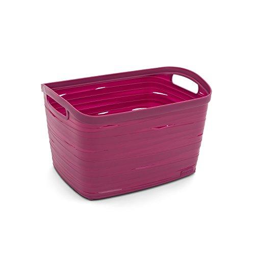 CURVER Panier Ruban Ribbon S Taille en Plastique en Violet Couleur