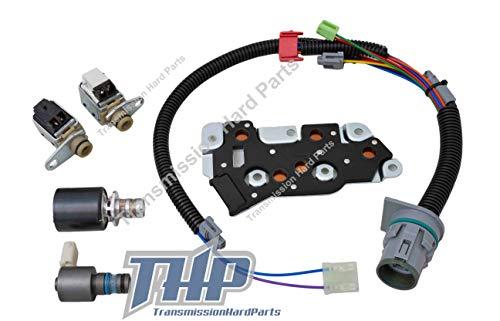 4L80E Transmission Solenoid Kit W/Harness Epc Tcc Shift 4L80-E MT1 1991-2003