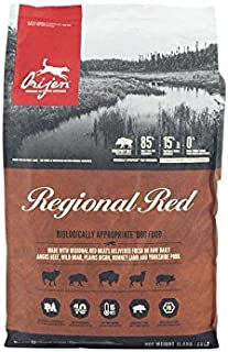 ORIJEN REGIONAL RED comida para perro 11,4 KG 1 Saco
