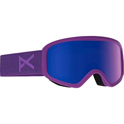 Burton Damen Snowboardbrille Insight, Imperial/Blue Cobalt, One Size