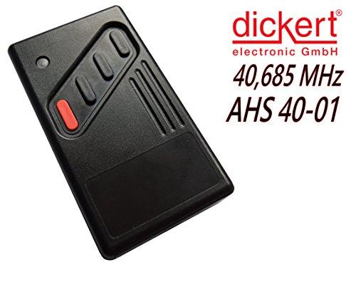 Handsender Dickert 40 MHz 1-Kanal