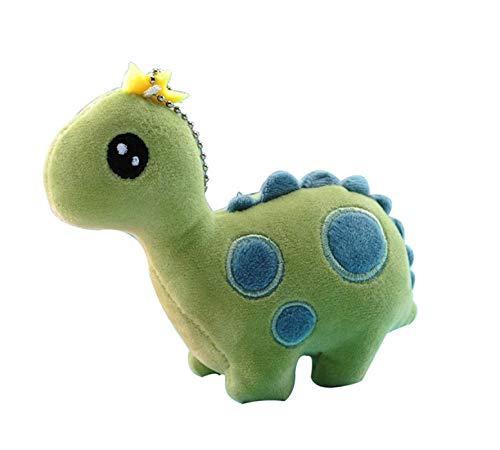 Animales Dinosaurio Verde Muñecas De Juguete De Felpa para Lively Lovely Draogon Muñeca Niños Juguetes para Bebés Regalo De Cumpleaños para Niños 10Cm