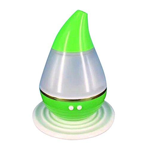 250ml Umidificatore Ultrasonico Aromatico Auto-off Diffusore di Aromi Capacità con Uscite di Nebbia Rotante Umidificatore per Camera da letto/Soggiorno/Stanza per Bambini/Ufficio/Yoga/Spa