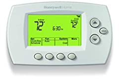 THERMOSTAT THAT FITS YOUR LIFE. 7-day, 4 periods per day, flexible programming lets you sync your comfort with your schedule. EASY-TO-USE-APP. Choose from the Total Connect Comfort app or the Honeywell Home app to control your WiFi thermostat anytime...