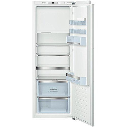 Bosch KIL72AD40 Serie 6 Einbau-Kühlschrank mit Gefrierfach / A+++ / 158 cm Nischenhöhe / 130 kWh/Jahr / 248 L / VitaFresh plus / VarioShelf
