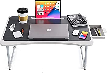LIFELONG Foldable Laptop Table for Bed
