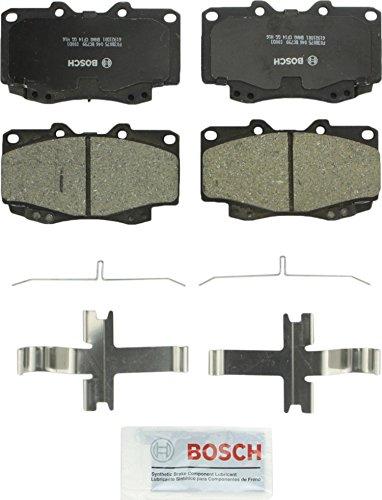 Bosch BC799 QuietCast Premium Ceramic Disc Brake Pad Set