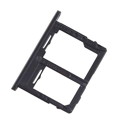 Wigento Simkartenhalter für Samsung Galaxy Tab A 10.5 / T595 4G Version Card Schwarz