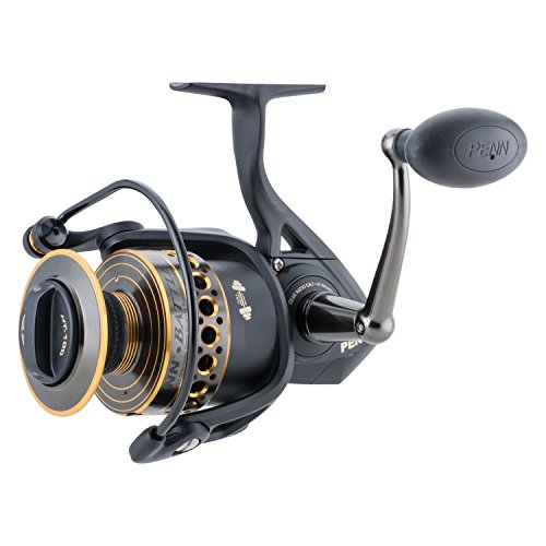 PENN 1338217 Battle II 2500 Spinning Fishing Reel