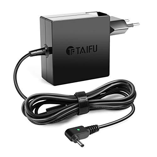 TAIFU 19V 3.42A Adaptador Portátil para ASUS VivoBook S14 S15 S410UA S406UA S510UA S530UA TP401CA TP412CA X510UF X556UA E406SA ASUS ZenBook UX410UA UX430UA UX331UA UX305F UX303UA UX360CA Cargador