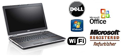 Dell 15.6' Laptop PC Latitude E6520 - FAST Core i7 2.7GHz CPU - 16GB DDR3 RAM - 1TB HDD - Windows 7 PRO 64-Bit OS +MS Office - DVD/RW - WiFi NOTEBOOK
