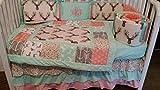 Handmade Nursery Crib Bedding