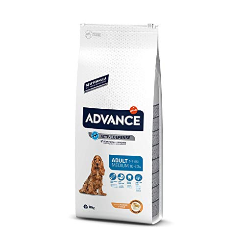 Advance Pienso para Perro Medium Adulto con Pollo - 18kg