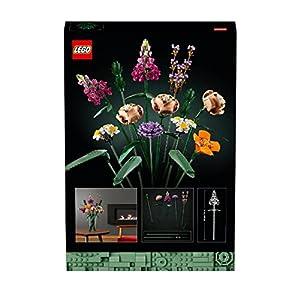 Amazon.co.jp - レゴ クリエイターエキスパート フラワーブーケ 10280