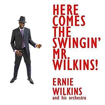 Here Comes The Swingin' Mr. Wilkins
