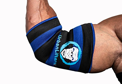 Urban Lifters Elbow Sleeves Double Ply (XXL)
