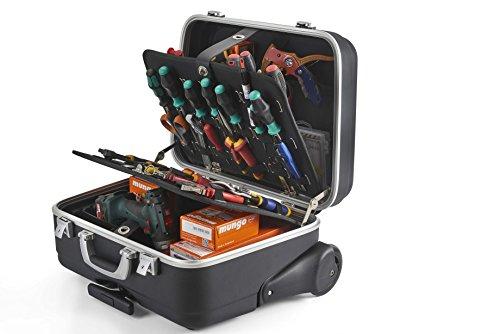 Plano PC 620E Trolley porta herramientas profesional en ABS, antigolpes de gran espesor