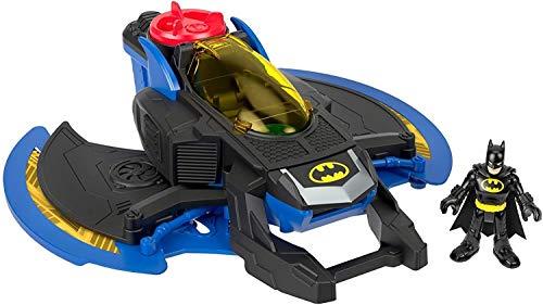Fisher-Price - Imaginext DC Figura Batman Batwing (Mattel GKJ22)