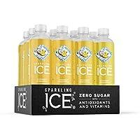 12-Pack Sparkling Ice Coconut Pineapple Sparkling Water Bottles