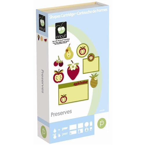 Cricut Cartridge, Preserves