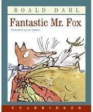 Fantastic Mr. Fox [Unabridged] (AUDIO CD/AUDIO BOOK)