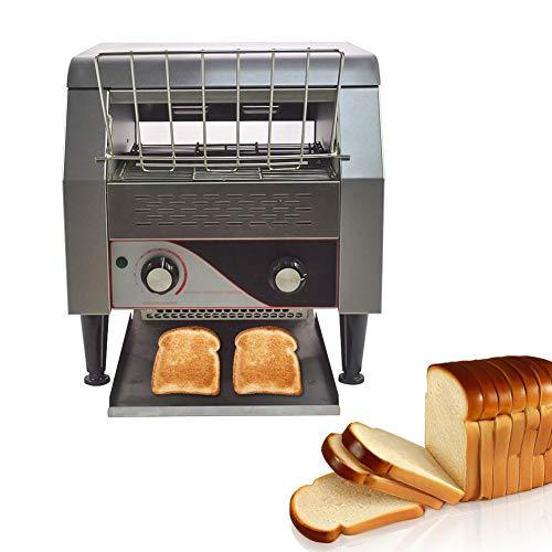 2.2KW 110V Commercial Conveyor Toaster Restaurant Equipment For Bread Bagel Food