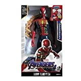 Toyico Avengers Spider Man Action Figure Toys 6 inches Infinity war, Age 3 Years & Up (Battery Operated)