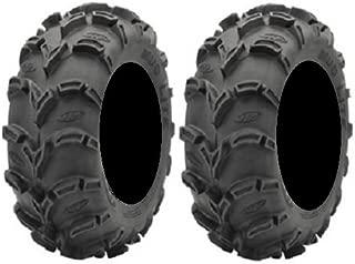 Pair of ITP Mud Lite XXL (6ply) ATV Tires 30x10-12 (2)