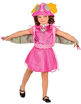 Rubie s Paw Patrol Skye Child Costume Small Pink