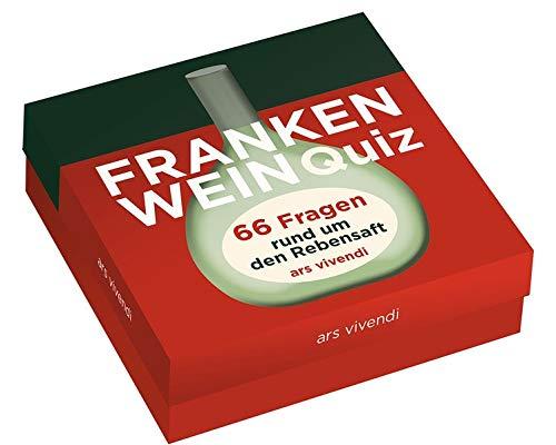 Das Frankenwein-Quiz: 66 Fragen rund um den Frankenwein - Wein-Quiz