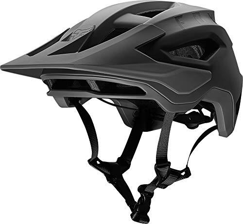 FOX Speedframe Pewter - Casco de ciclismo, talla L (59-63 cm)