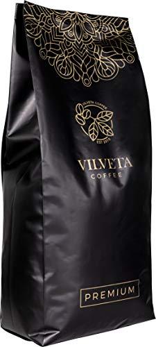 VILVETA Premium Coffee Kaffeebohnen 1000 Gramm   80% Arabica & 20% Robusta   Direkt trade   Perfekt für Vollautomaten und Siebträger