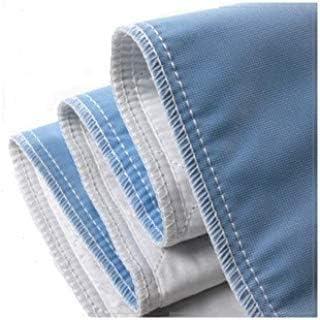 UNDERPAD–Máquina de lavar y de cama reutilizable, impermeable, muy absorbente, cuidado personal y Hospital Rated bajo Pad, 34