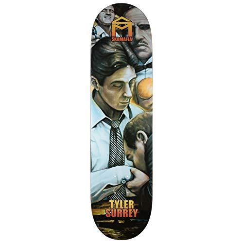 Sk8mafia Tyler Surrey Made 8.1', Skateboard Decks Unisex Adulto, Multicolore, Taglia Unica