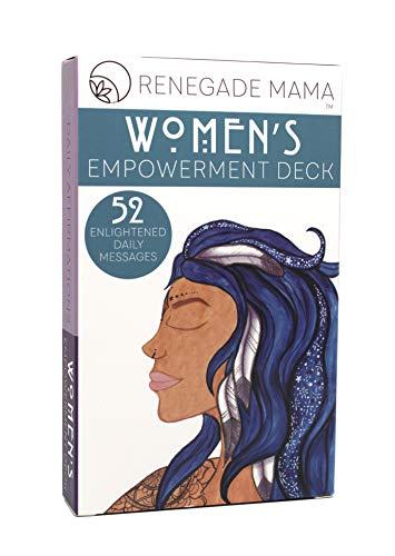Renegade Mama Women's Empowering Affirmation Deck
