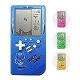 VERLOCO Handheld Spielkonsole Tetris Spielkonsolen für kinder Mini Handheld,Retro Handheld...
